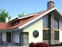 Фото дома для большой семьи общей площадью 143 кв.м.