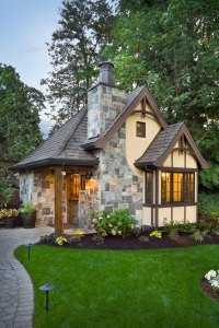 Классический небольшой домик общей площадью 78 кв.м.