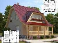 Фото дома 9 на 9 общей площадью 136 кв.м.
