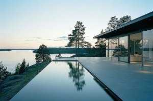 Фото дома в стиле хай тек