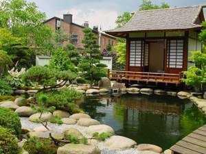 Домик в японском стиле