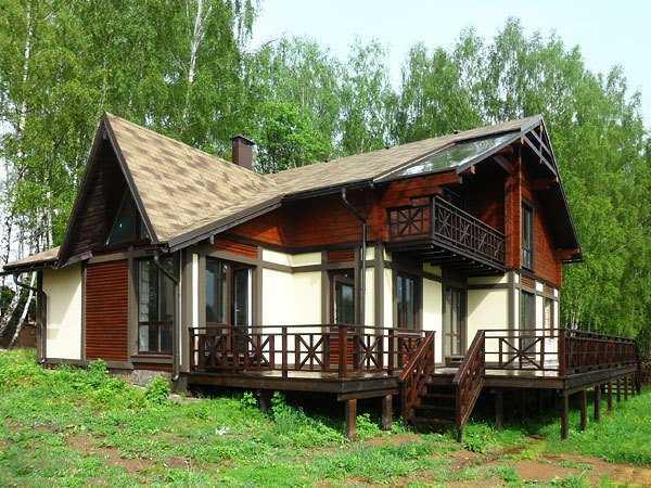 Стиль загородного дома