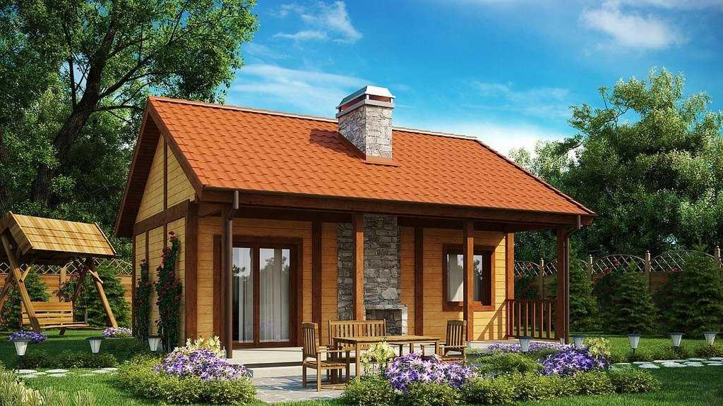 Дизайн маленького дома
