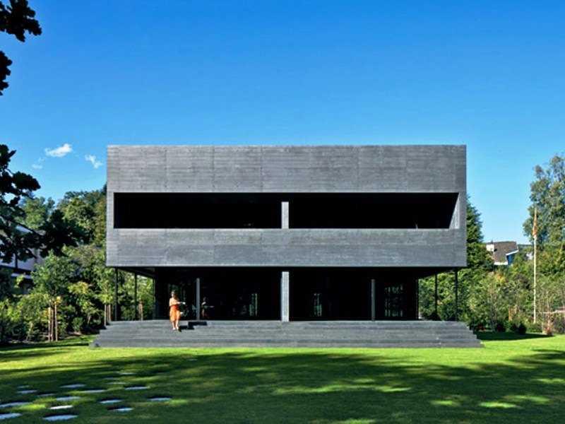 Дом на 2 хозяина в современном стиле