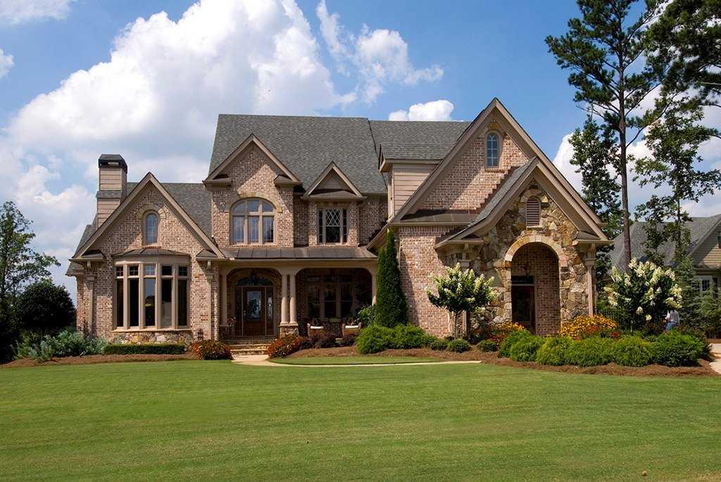 Дом в стиле кантри