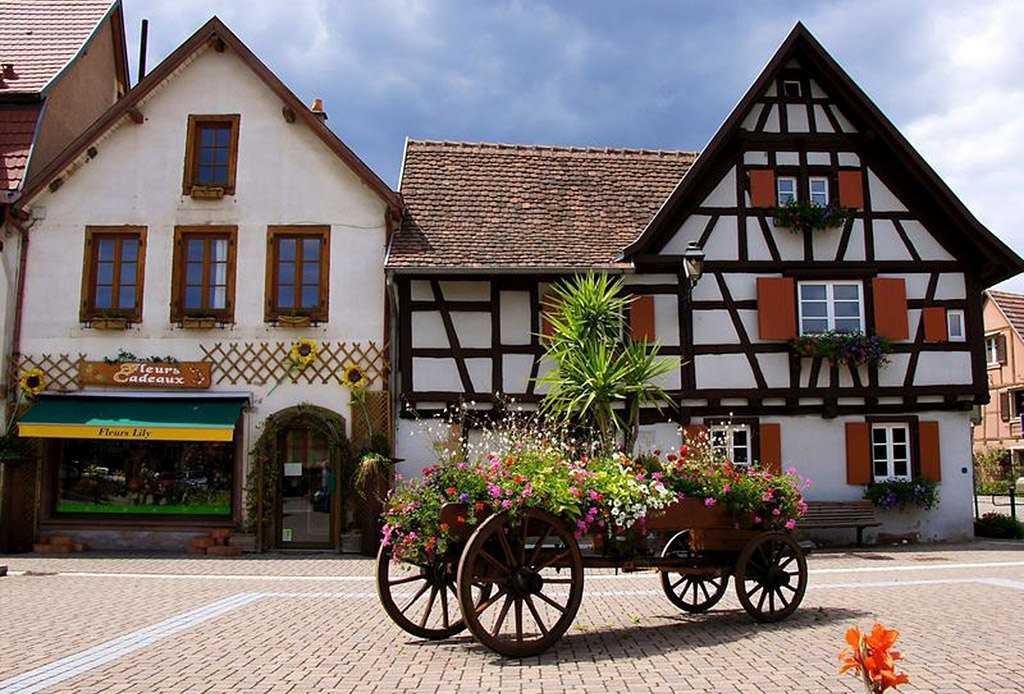 Дом в немецком стиле