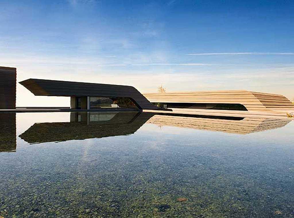 Современный минимализм в архитектуре
