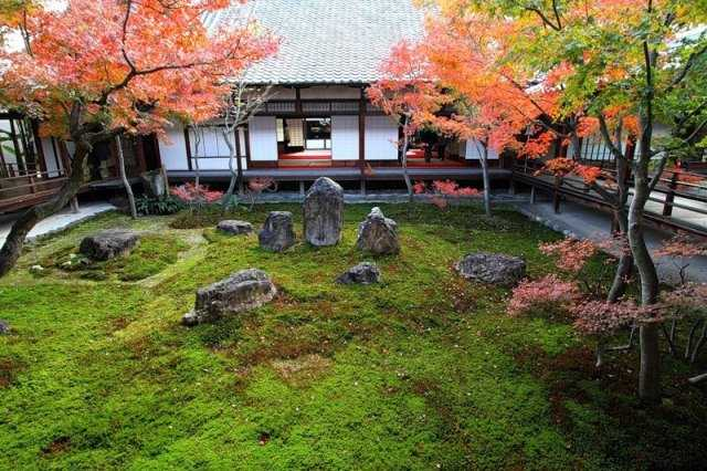 Японский стиль в ландшафтном дизайне на даче