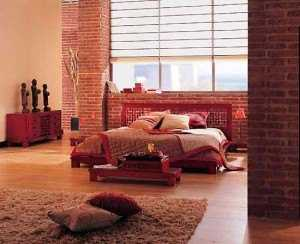 1. Дизайн интерера неболшого кирпичнёго дома