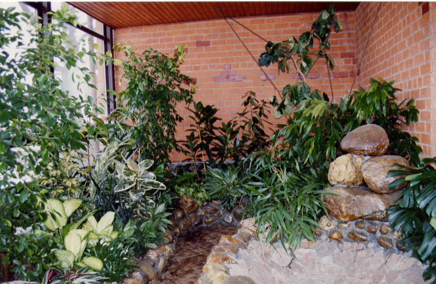 преимущества зимнего сада