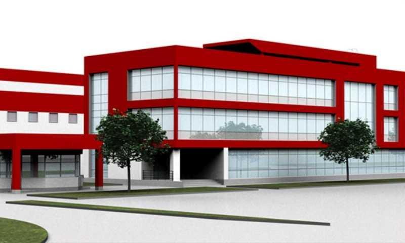 Разработка дизайна промышленного объекта