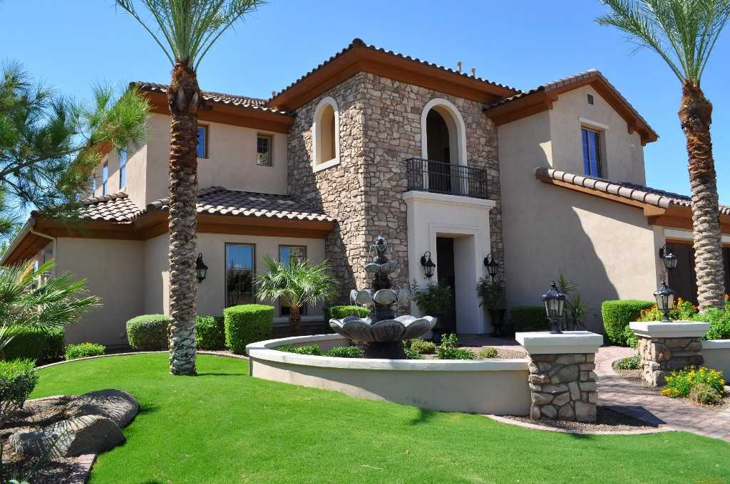 Средиземноморский стиль дома