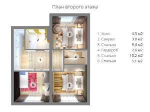 второй этаж МС-113