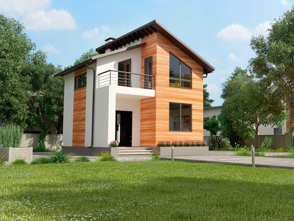 Купить готовый проект дома мс 95