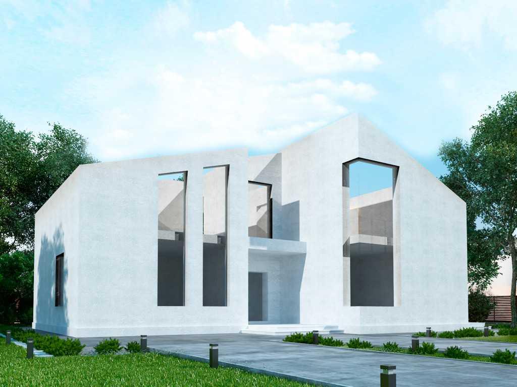Коробка (фундамент, стены и перекрытия)