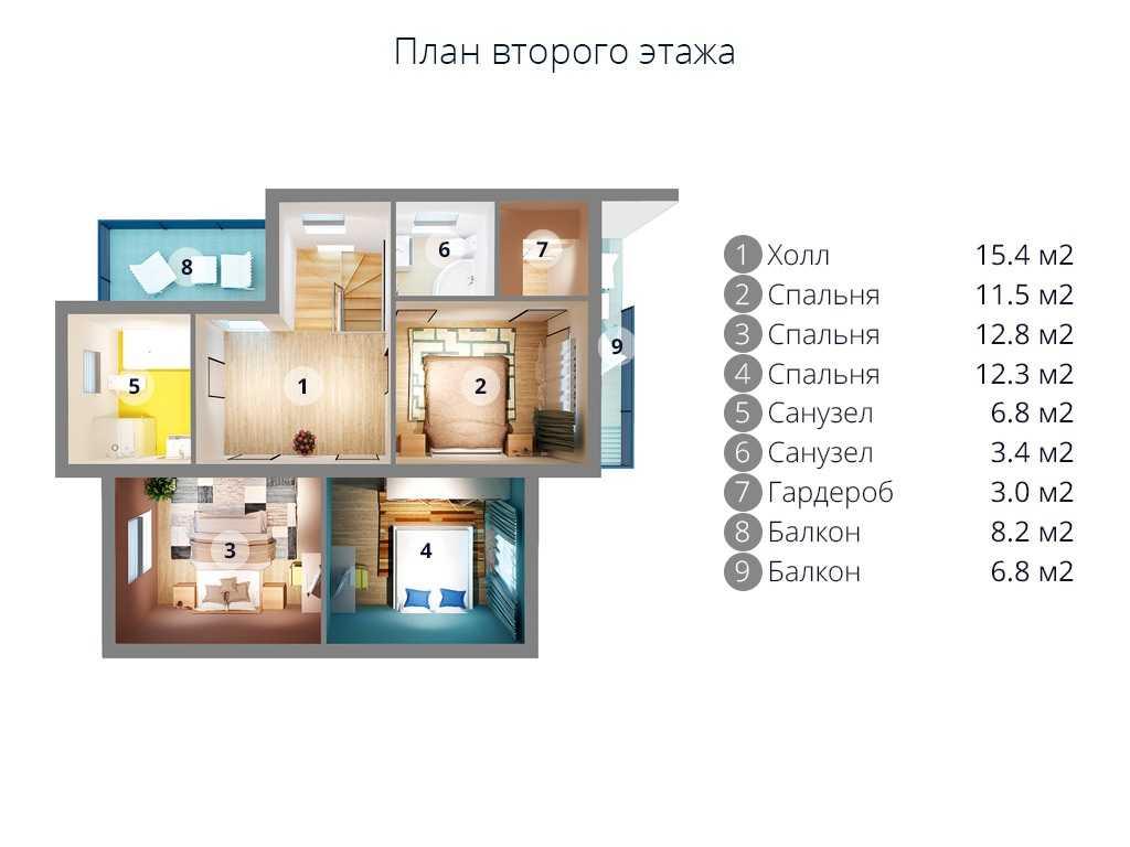 второй этаж ms202