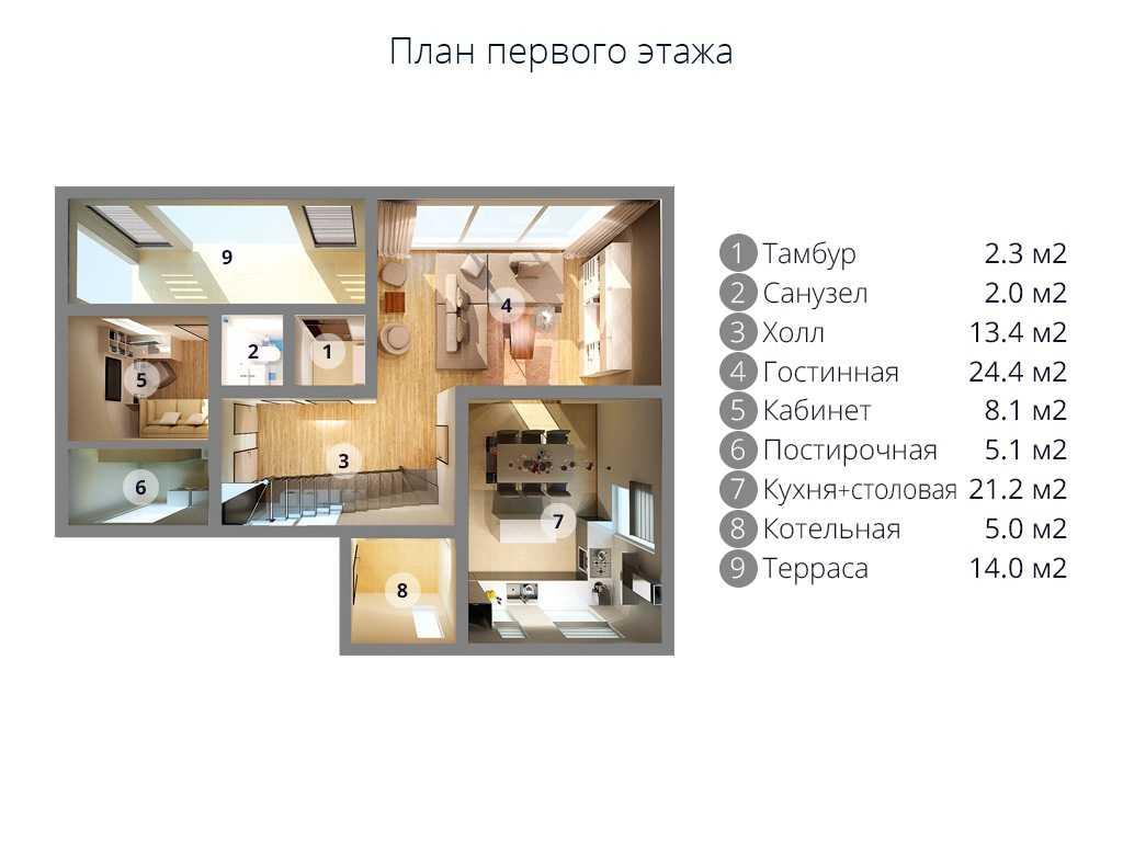 первый этаж мс233
