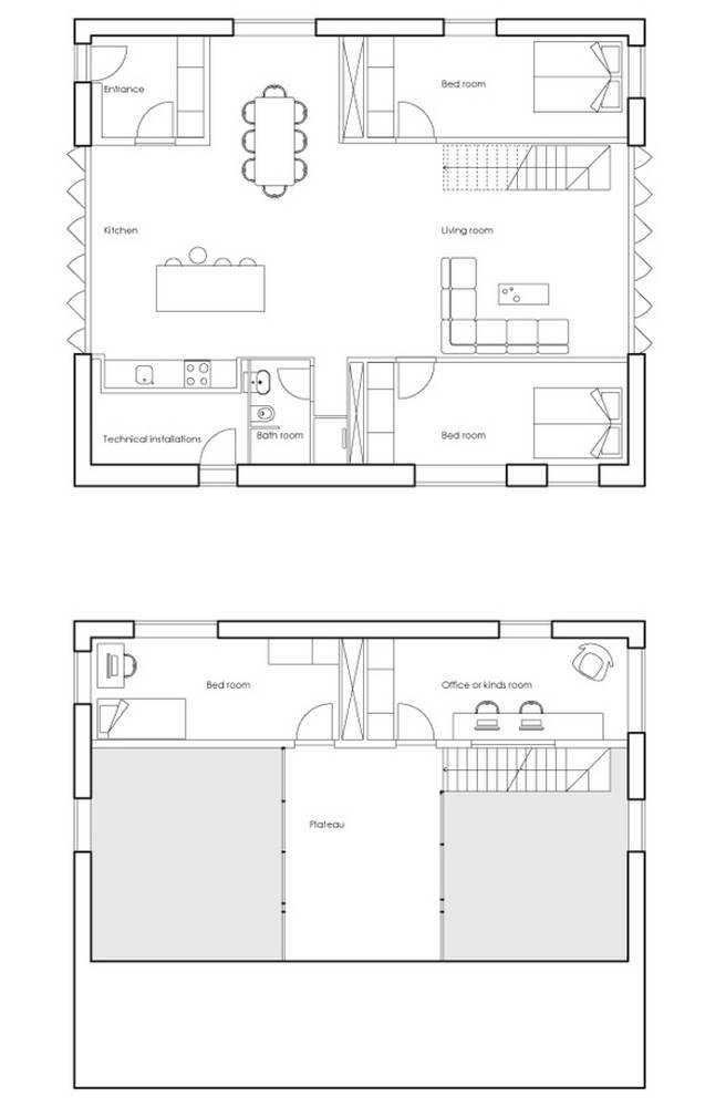 WFH-House