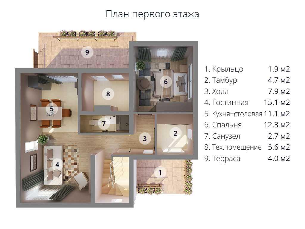 первый этаж мс-186
