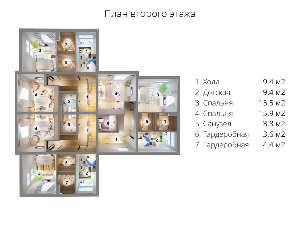 второй этаж МС-472
