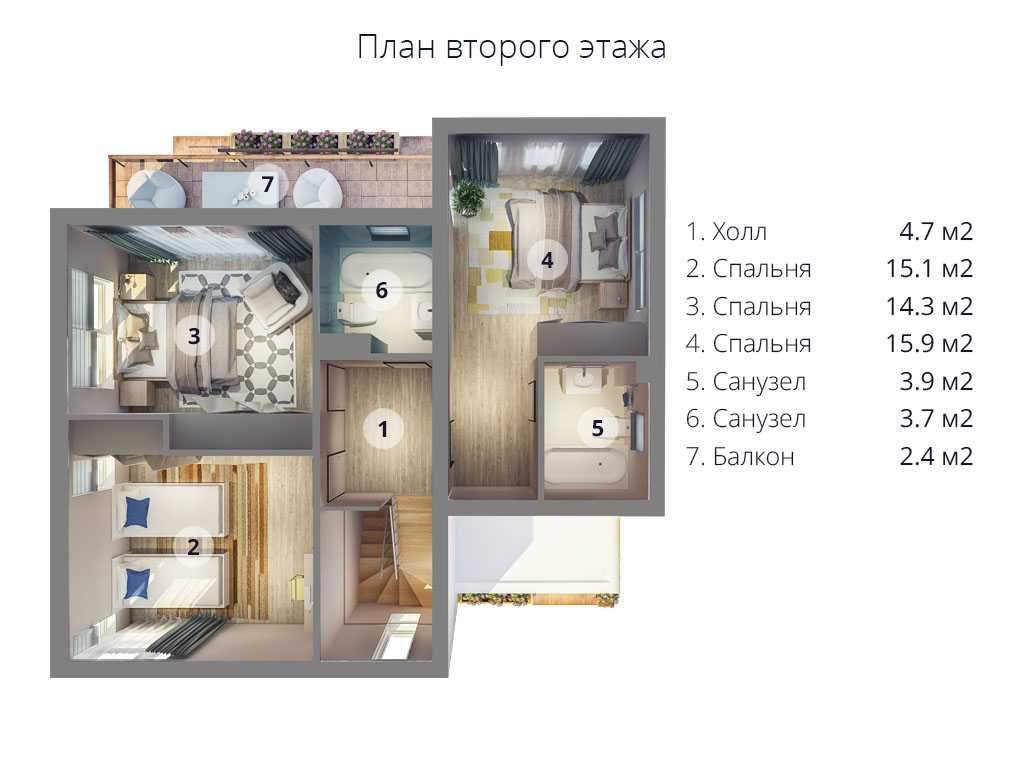 второй этаж мс-186
