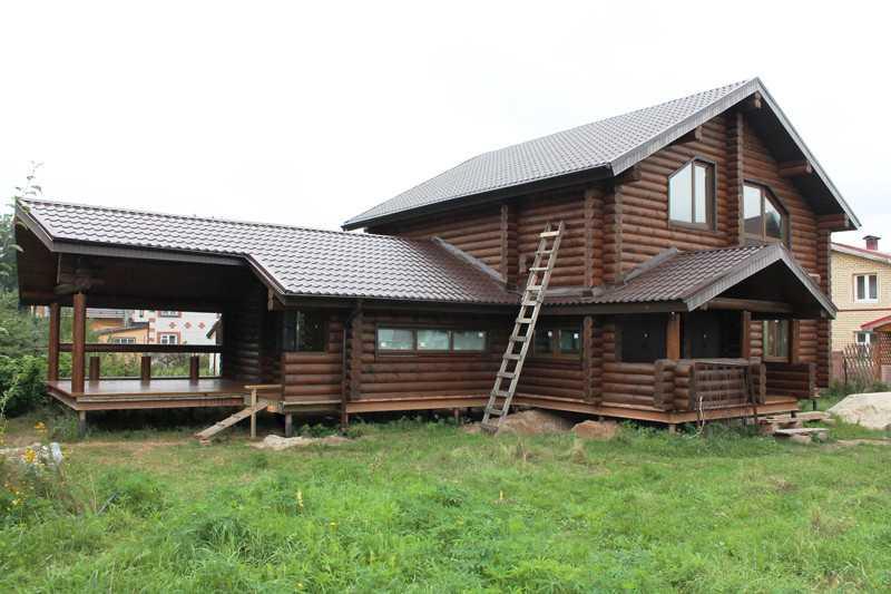 преимущества деревянного дома