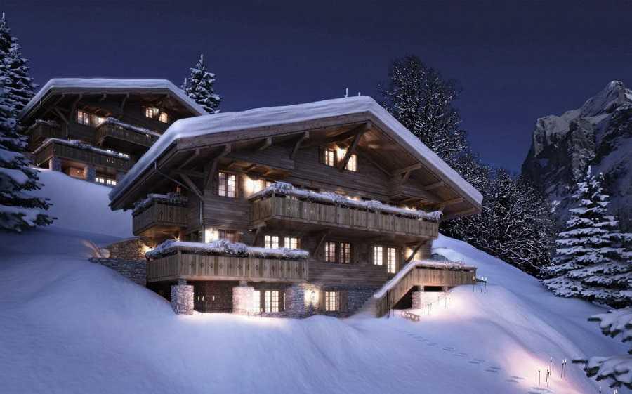 швейцарское шале