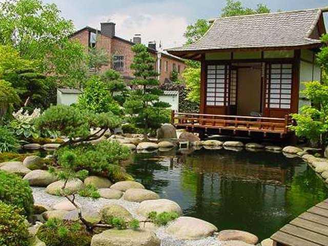 Дом в японском стиле проект