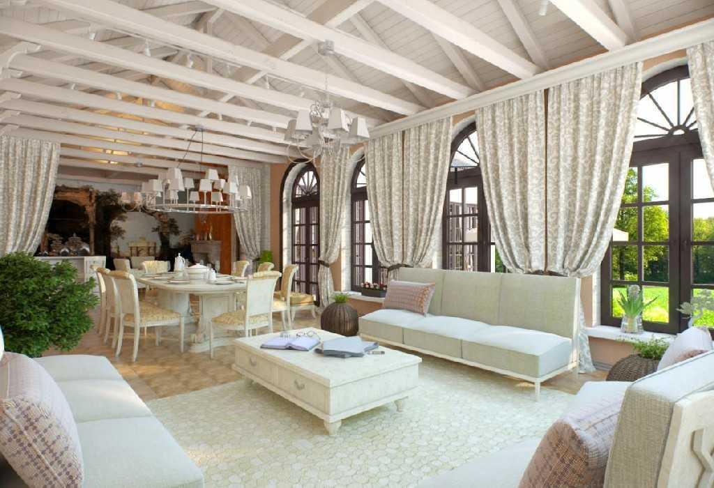 дизайн дома итальянском стиле