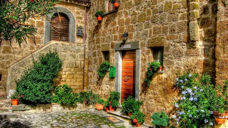 интерьер дома +в итальянском стиле
