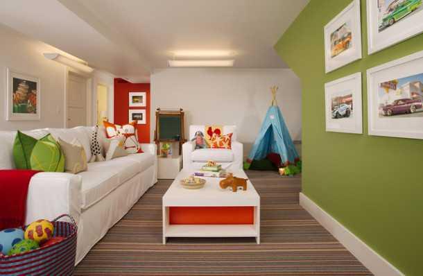 Обустройство детской комнаты для мальчика