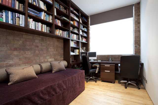 спалоьня и кабинет