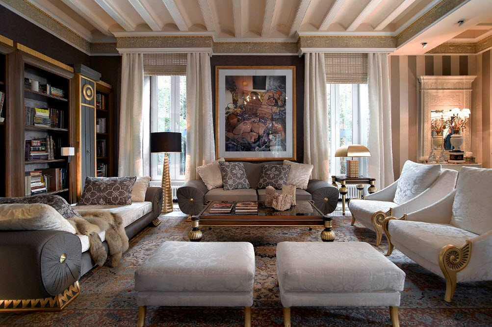 stil-neoklassika-v-interere