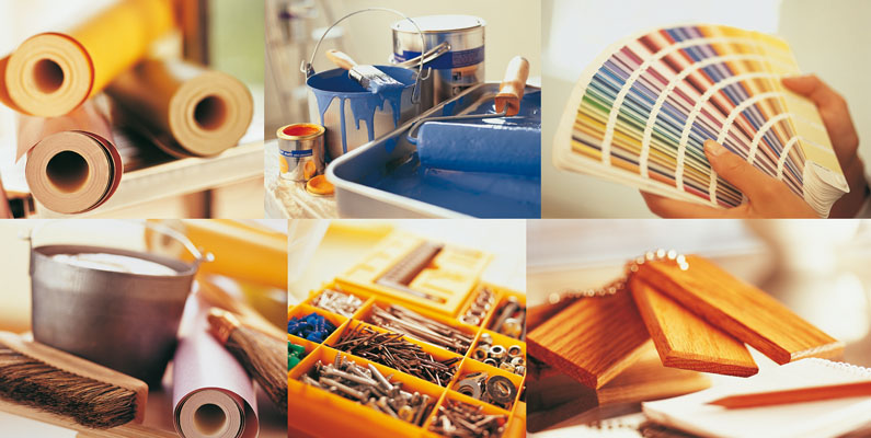 Отделочные материалы для дома