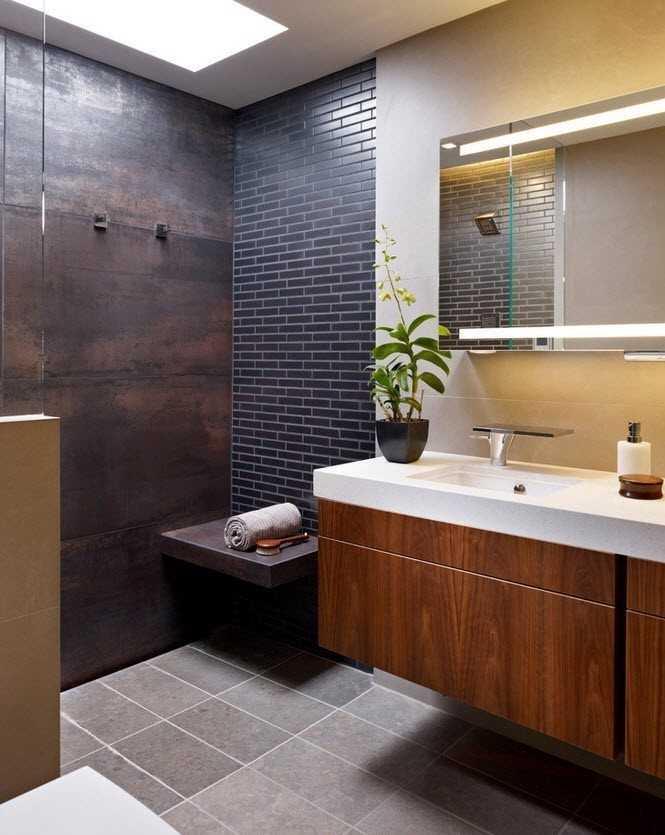 ванна комната плитка фото