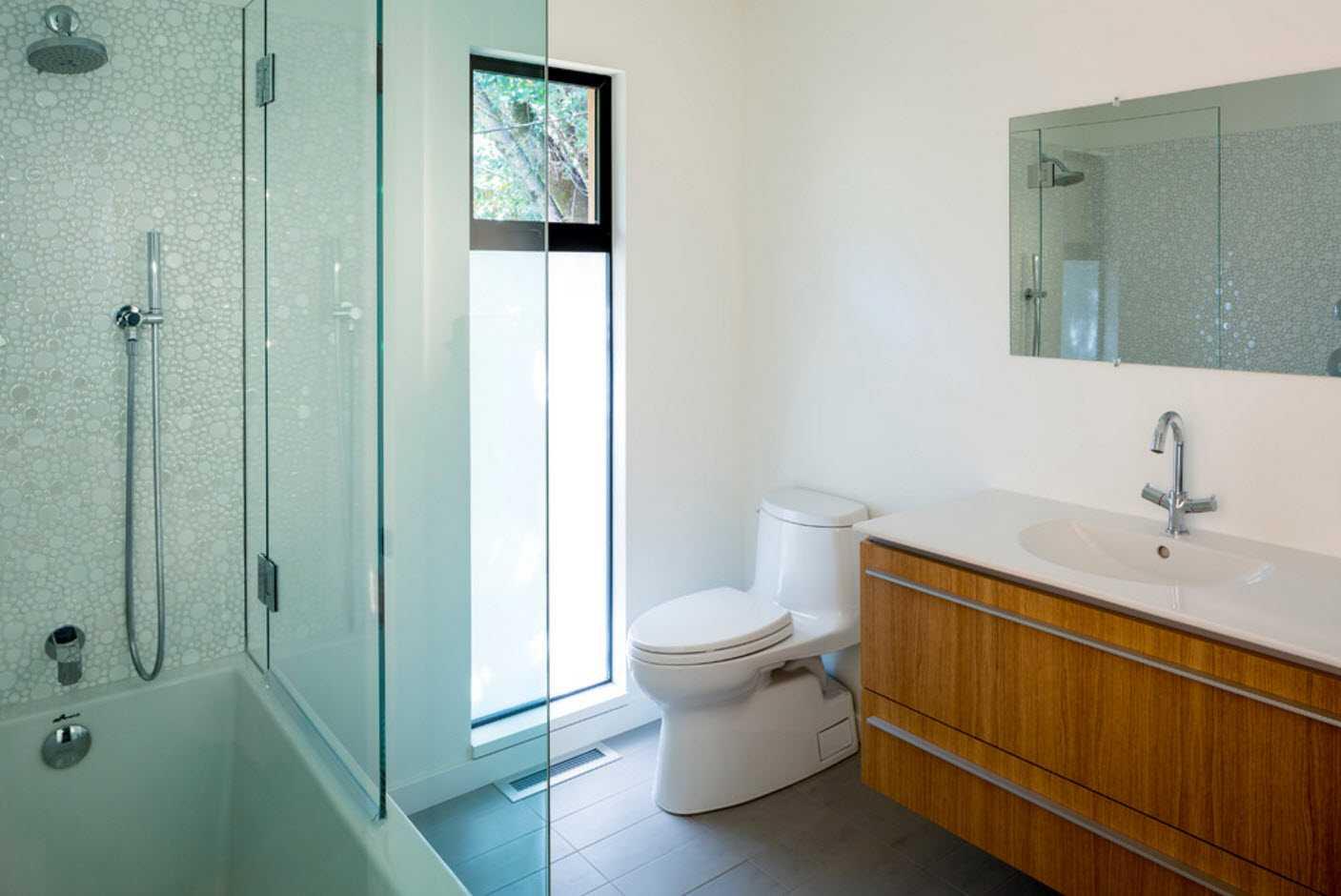 актуальный дизайн ванной