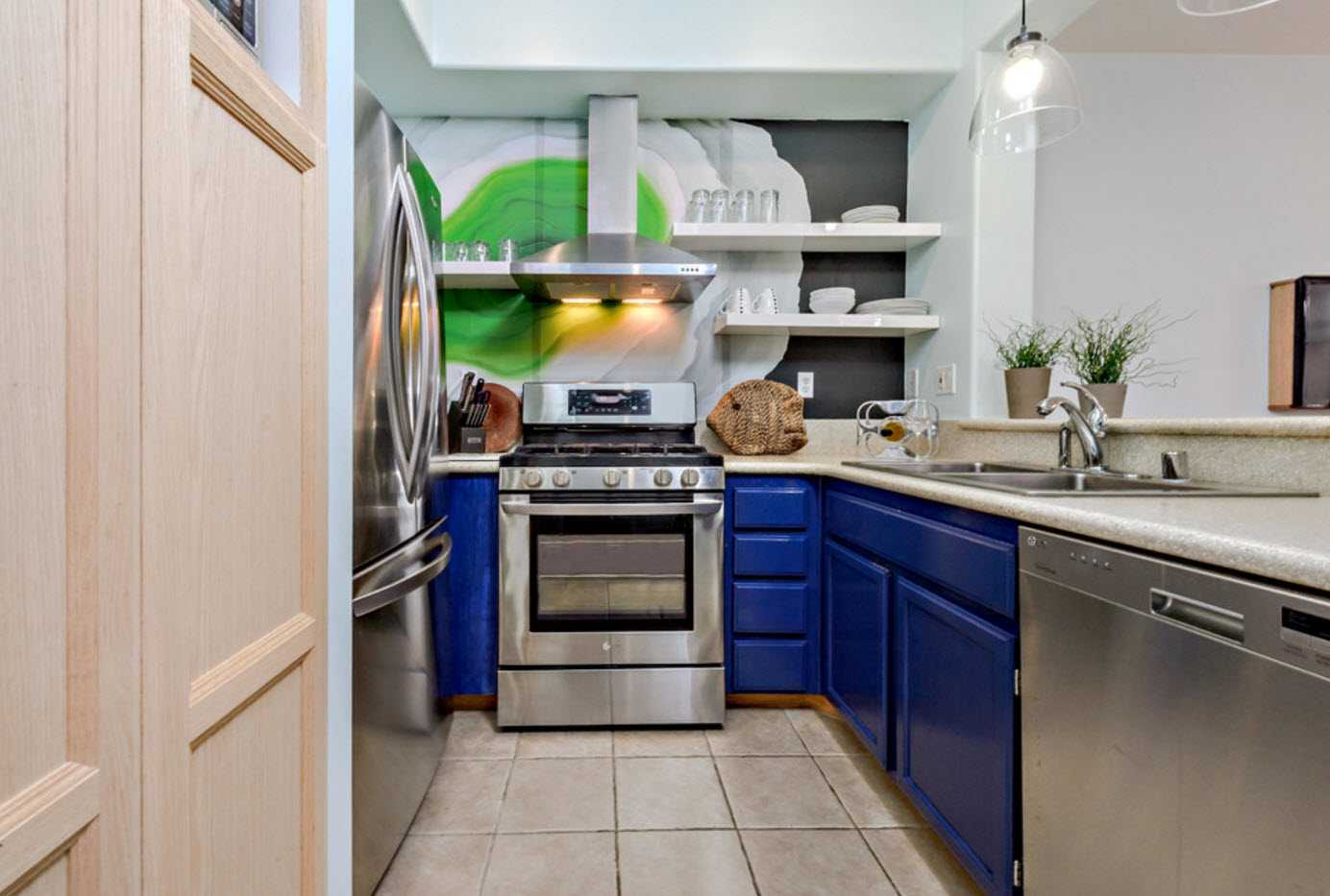дизайн маленькой кухни современные идеи