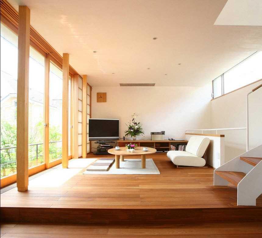 японский дизайн в интерьере