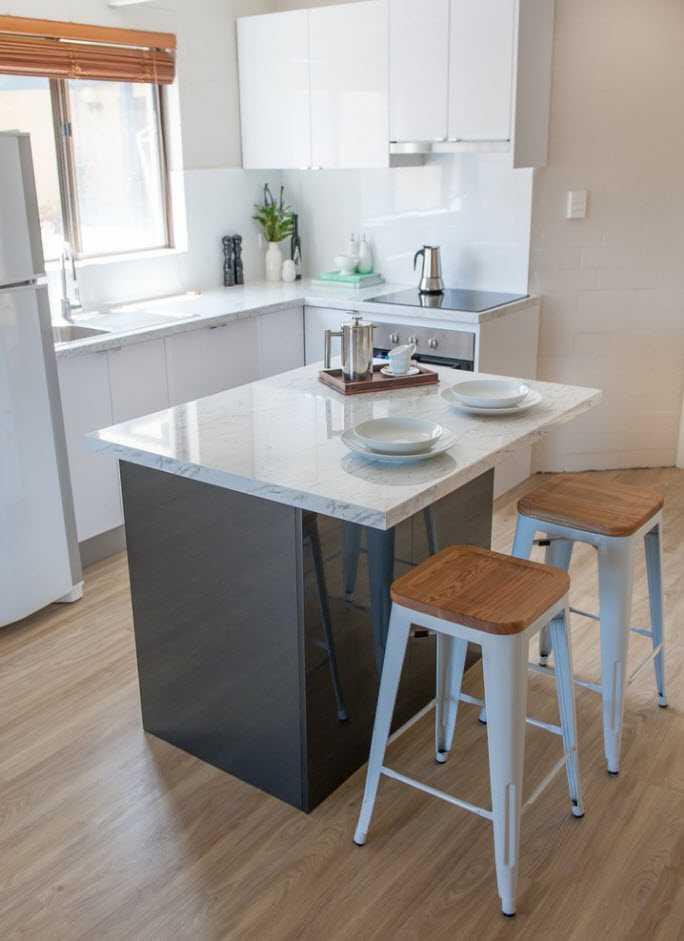 цвета для интерьера кухни