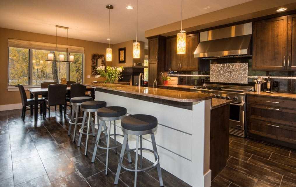 плитка в кухню