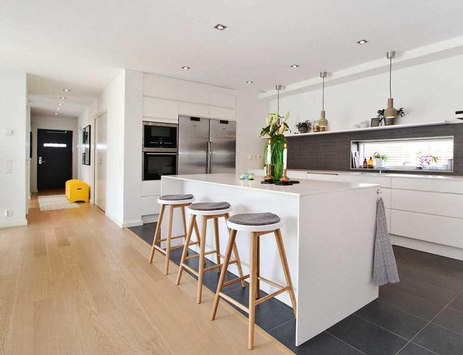 плитка на пол кухня