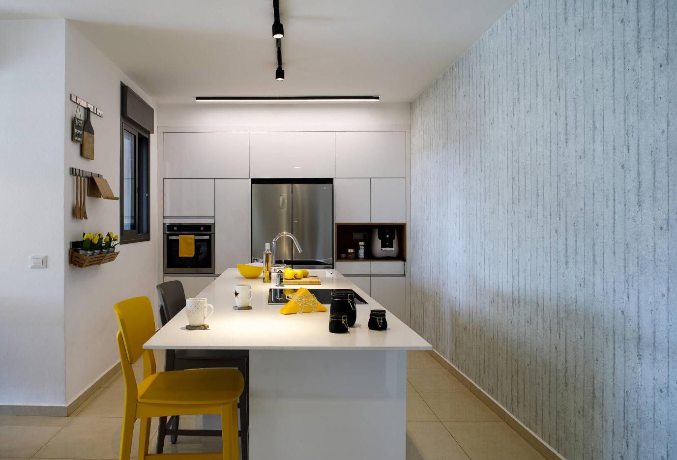 Идеи по оформлению кухни частного дома