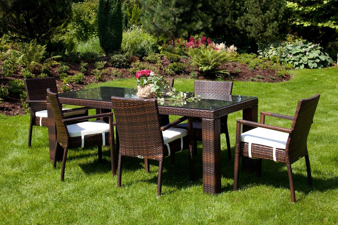 Как выбрать мебель садовую