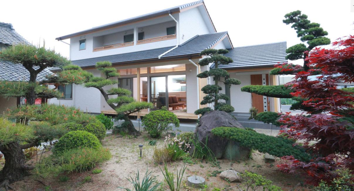Ландшафтный дизайн на даче фото