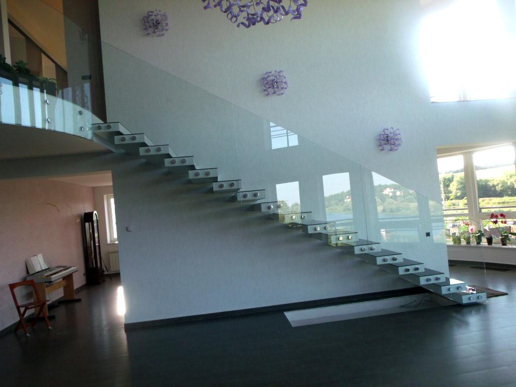 консольная лестница цена