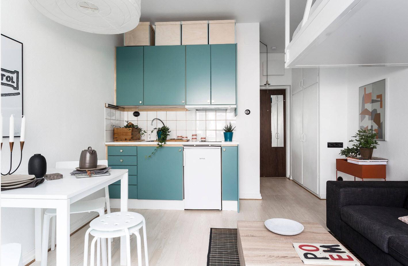 оформление кухни в доме