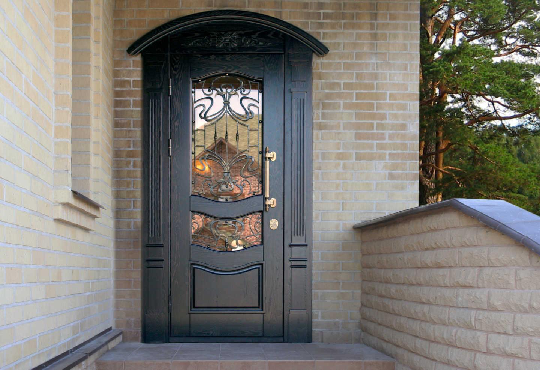 Выбор утепленных дверей