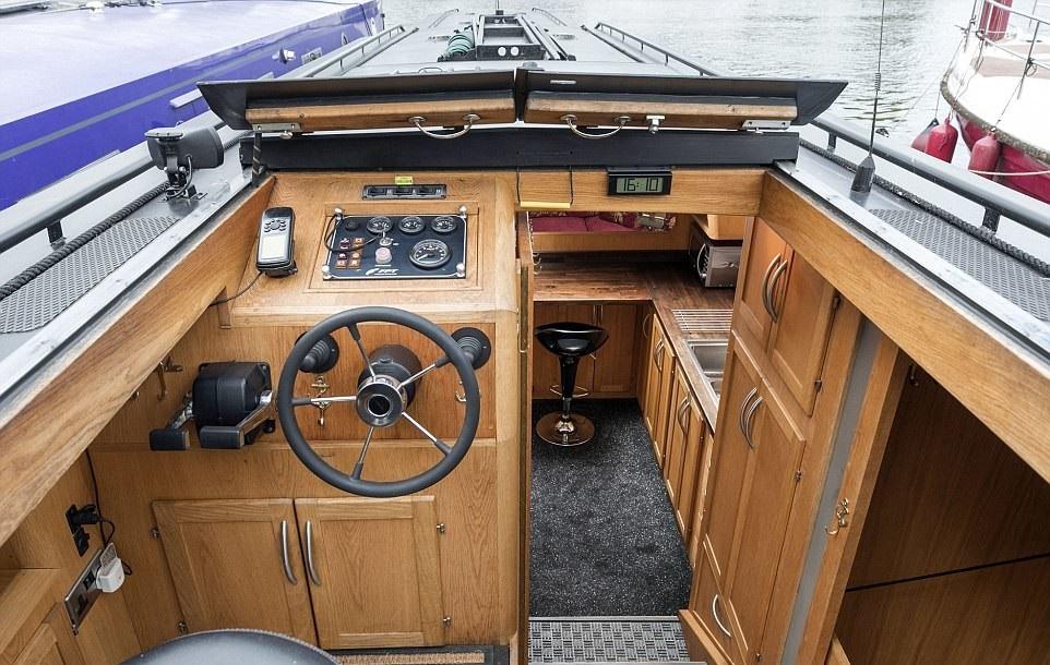 дом яхта