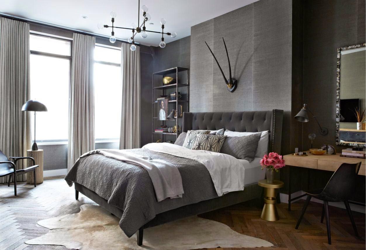 использование серого цвета в квартире