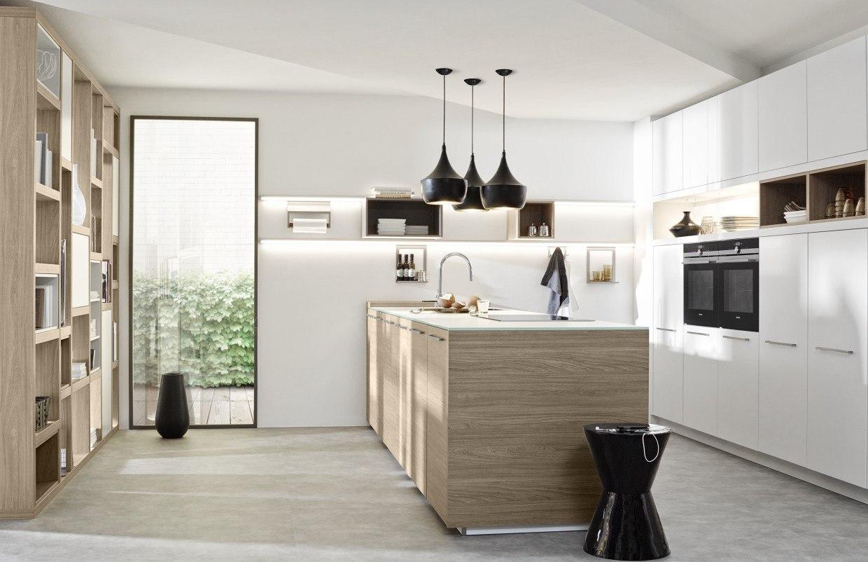 линейная кухня 4